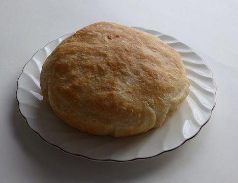 バター入りパン